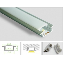 LED profile ALP001 for recessed light