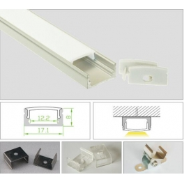 LED profile ALP002 for recessed light