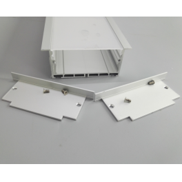 New Model high quality  Recessed LED Profile ALP047-N