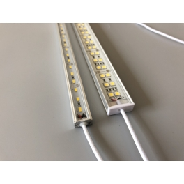5050 Double Row Waterproof Aluminum Led Rigid Strip